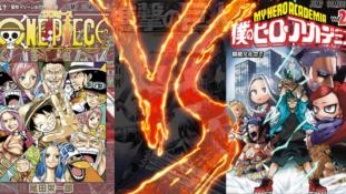 Meilleures Ventes de Manga au Japon pour l'année 2018