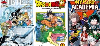 Meilleures ventes de Manga en France: Avril 2017