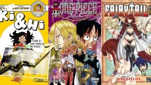 Meilleures ventes de Manga en France: Novembre 2017