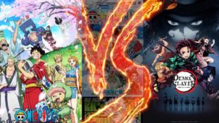 Eiichiro Oda (One Piece) félicite Demon Slayer : Kimetsu no Yaiba car c'est bien lui le manga le plus vendu en 2019