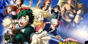 Le film d'animation My Hero Academia: Two Heroes débute au 4e rang du box-office japonais