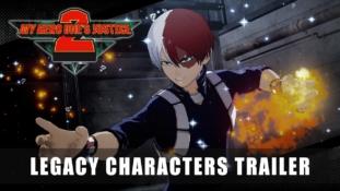 My Hero One's Justice 2 : Trailer musclé des personnages à 2 jours de la sortie
