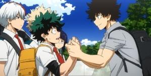 My Hero Academia épisode 15 – Saison 3 : « L'Examen »