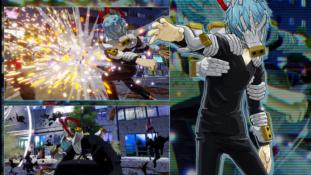 My Hero Academia – One's Justice: Vidéo annonce de Shigaraki Tomura et annonce de la customisation