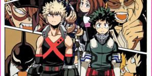 My Hero Academia – Saison 3: Nouvelle affiche pour la 2e partie de la saison