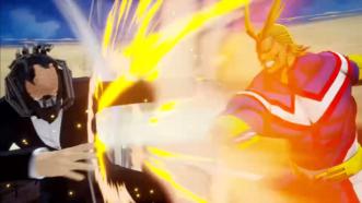 My Hero Academia One's Justice: Un trailer avec tous les personnages du jeu