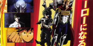 My Hero Academia – Saison 4 : Nouveau poster et chara designs pour Nighteye et Bubble Girl