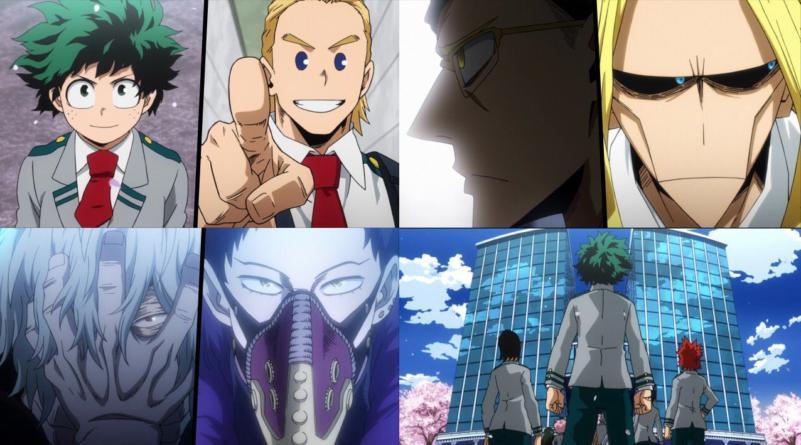 My Hero Academia – Saison 4 : Première vidéo promotionnelle de l'anime qui débutera en octobre 2019