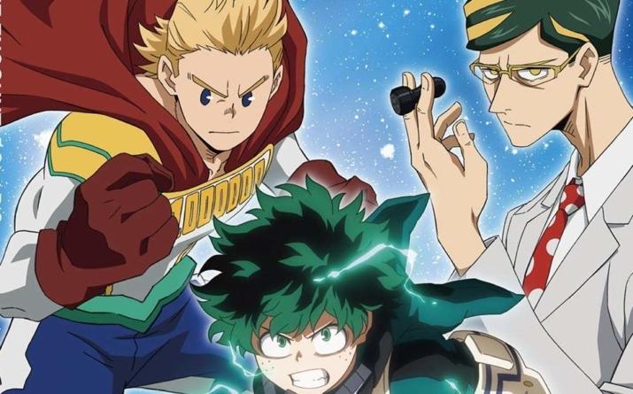 My Hero Academia – Saison 4 : Planning des épisodes de Décembre – Janvier 2020, enfin Mirio en action