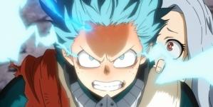 My Hero Academia épisode 13 – Saison 4 : « 100% à l'Infini »