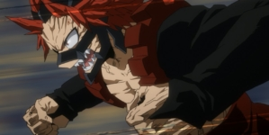 My Hero Academia épisode 5 – Saison 4 : « Tiens bon, Red Riot ! »