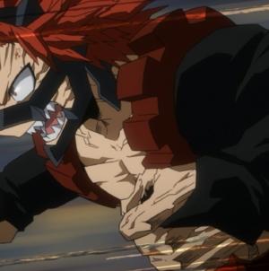 My Hero Academia épisode 5 – Saison 4 : « Tiens bon, Red Riot ! »