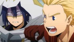 My Hero Academia épisode 8 – Saison 4 : « Sun Eater »