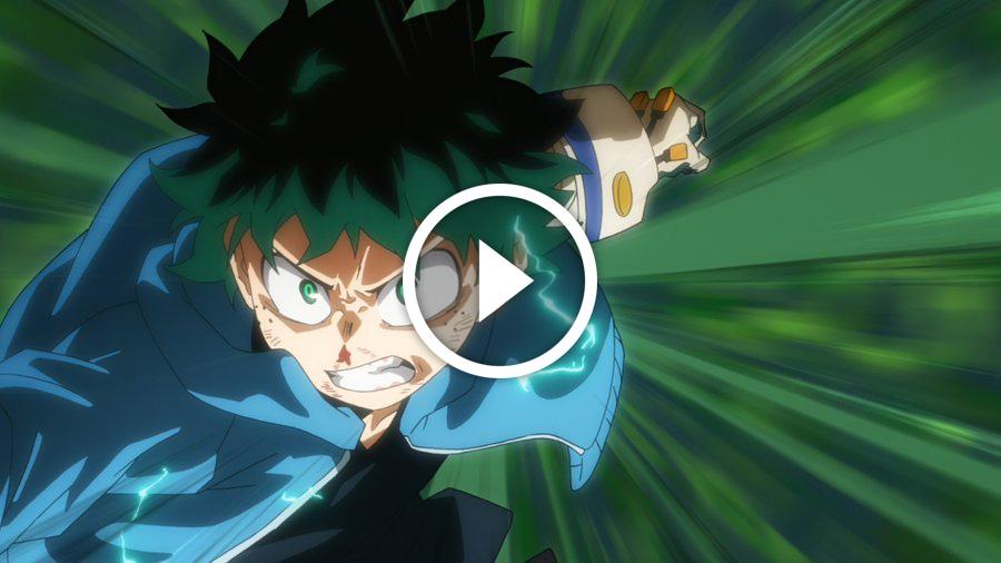 My Hero Academia épisode 21