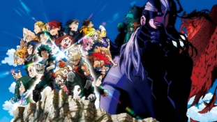 My Hero Academia : The Movie – Heroes Rising : Nouvelle affiche avec l'antagoniste et Hawk