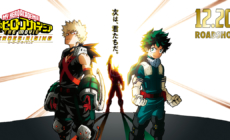 My Hero Academia : The Movie – Heroes Rising serait le dernier film en incluant le final du manga