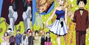 My Hero Academia: Le film sera projeté en avant-première à Japan Expo