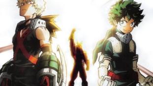 My Hero Academia : Date de sortie et titre du second film révélés