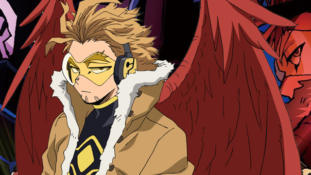 My Hero Academia : Hawks apparaîtra dans le film avant de le faire dans l'anime
