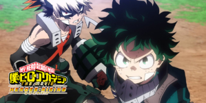 My Hero Academia : The Movie – Heroes Rising : Deku et Bakugô font front commun dans le Teaser du film