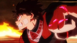 My Hero Academia : The Movie – Heroes Rising : Double vidéos promotionnelles compte à rebours Héros et Vilain