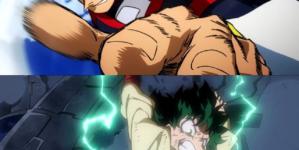 My Hero Academia: Two Heroes: Preview d'animation de scènes d'action