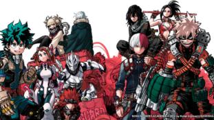 Top 50 des personnages de My Hero Academia, Deku reste la victime de Bakugô