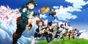 My Hero Academia épisode 1 – Saison 4 : « Le scoop de la second A de Yuei »