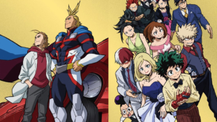 Le film My Hero Academia : Two Heroes aura en bonus l'anime du manga « All Might: Rising »