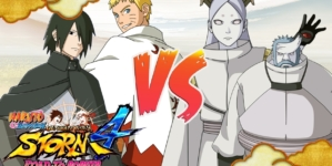 Naruto Shippūden : Ultimate Ninja Storm 4 Road to Boruto Next Generations Pack disponible