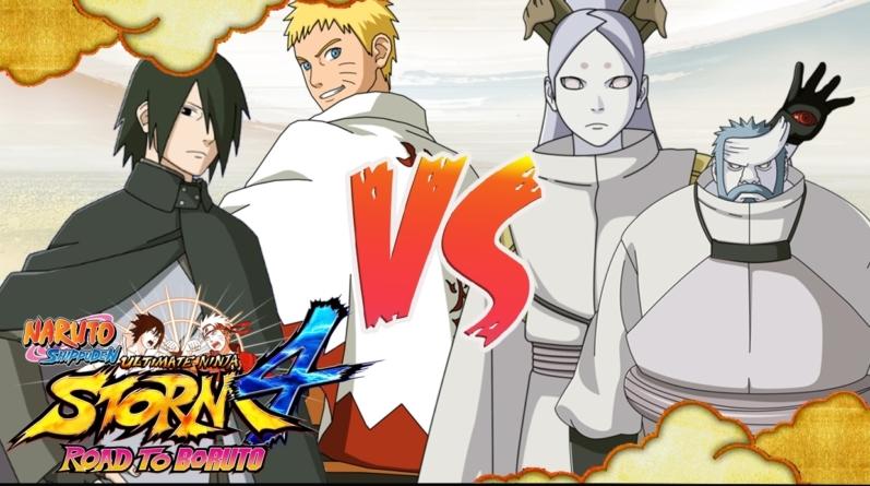 Naruto Shippūden : Ultimate Ninja Storm 4 Road to Boruto arrive sur Switch avec Momoshiki et Kinshiki