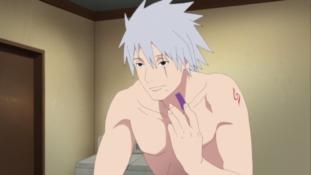 Naruto Shippuden: Le visage de Kakashi a aussi été révélé dans l'anime