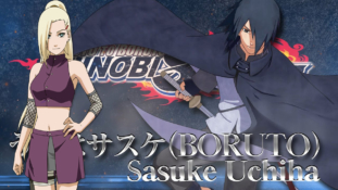 Naruto to Boruto – Shinobi Striker : Après Sasuke adulte c'est Ino de Shippuden qui est ajoutée