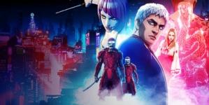 Netflix – Altered Carbon: Resleeved : Vidéo promotionnelle de l'anime qui débute le 19 mars
