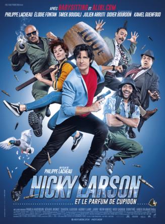 Nicky Larson et le Parfum de Cupidon démarre à la 3e place du Box Office