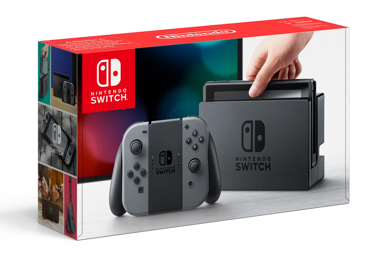 Nintendo Switch: Prix, Spécificités, jeux prévus pour la nouvelle console