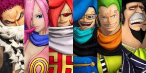 One Piece – Pirate Warriors 4 : Katakuri, Reiju, Ichiji, Niji et Yonji se dévoilent