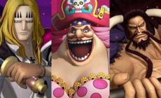 One Piece – Pirate Warriors 4 : Vidéos de présentation de Kaido, Big Mom, Hawkins et annonce du Character Pass de 9 persos