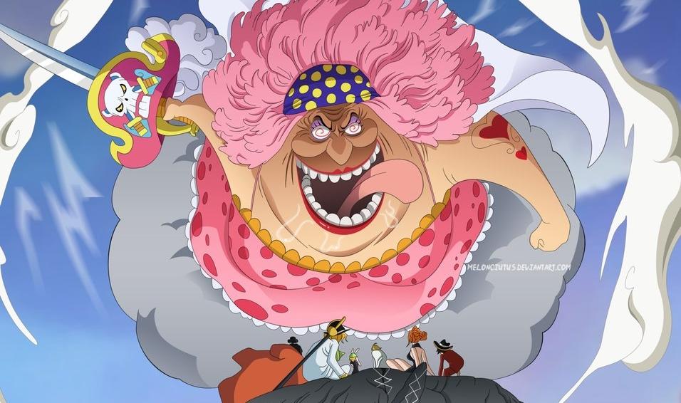One Piece – Arc Whole Cake Island: Titres des épisodes de juillet