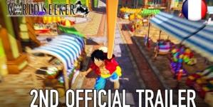One Piece – World Seeker: Deuxième trailer du prochain jeu vidéo de la série