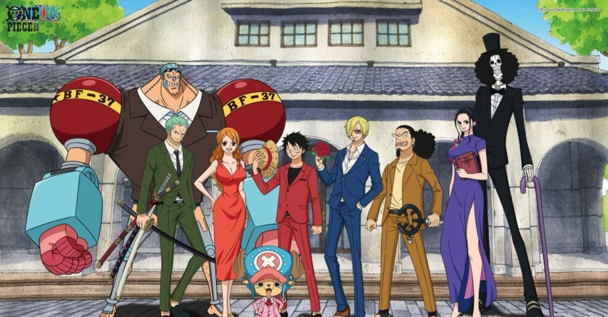 One Piece Anime: Fin de l'arc Whole Cake Island (Île Tougato), nouvel opening en avril