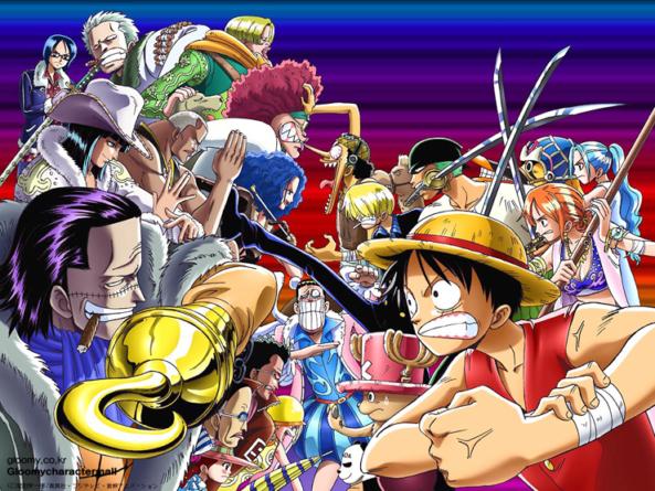 One Piece anime : Les 130 premiers épisodes (East Blue & Alabasta) disponibles en streaming sur ADN