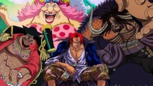 One Piece Anime : Planning des épisodes de mai-juin, croquis des designs de Wano