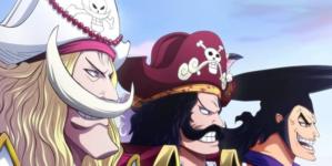 One Piece : Spot avec le nouveau Barbe Blanche et nombre d'exemplaires dans le reste du monde