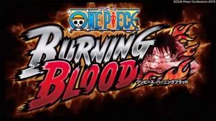 One Piece: Burning Blood le nouveau jeu vidéo pour Playstation 4