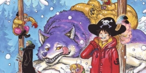 One Piece : L'artbook One Piece Color Walk Wolf sort en septembre