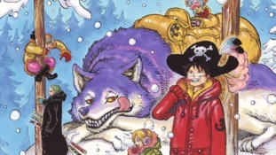 One Piece : L'artbook One Piece Color Walk Wolf sort en septembre