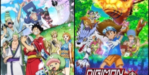 One Piece et Digimon Adventure : La Toei met officiellement ses animes en pause