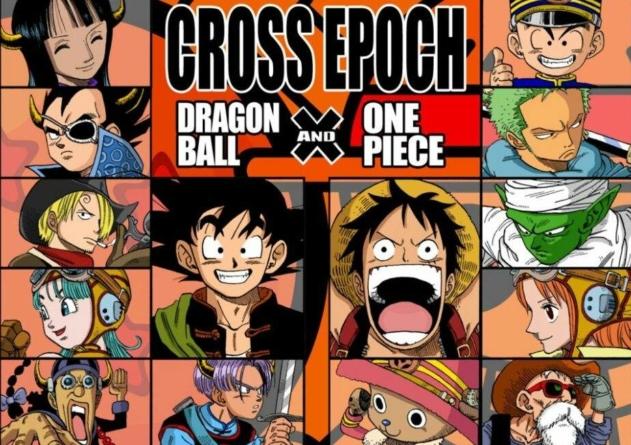 Eiichiro Oda (One Piece) est fan d'Akira Toriyama (Dragon Ball) et le considère comme son sensei