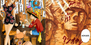 Eiichiro Oda (One Piece) et Masashi Kishimoto (Naruto) : Leurs fans se font la guerre mais eux sont amis